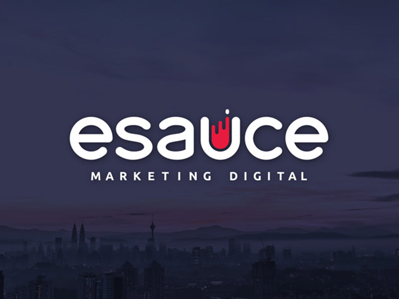 Criação de marca eSauce