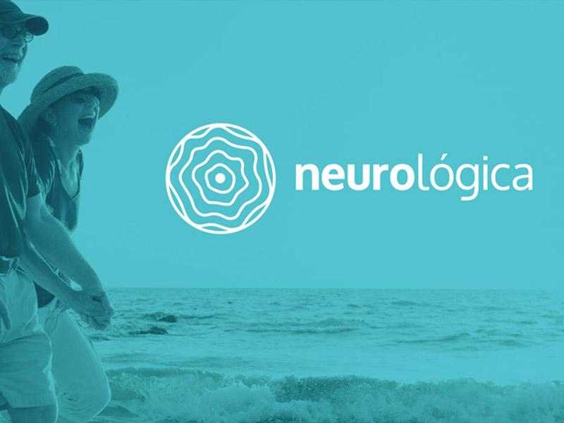 Criação de marca Neurológica