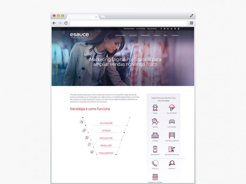 Criação de Landing Page ou Hotsite Profissional