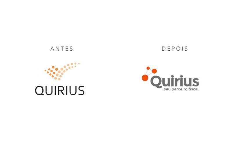 Reconstrução marca Quirius
