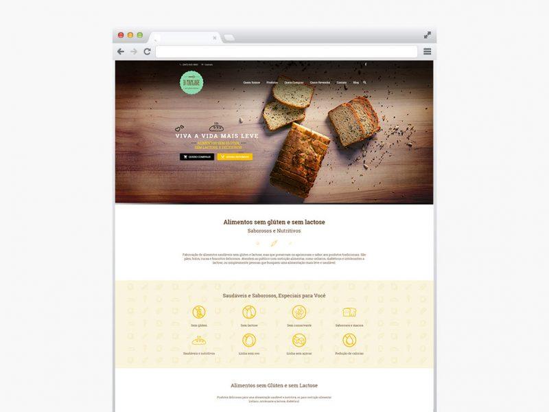 Di Mangiare - Criação de Site Profissional - Pronto para Celular (responsivo) e SEO