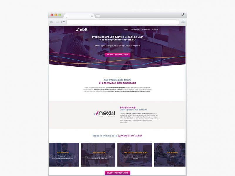 Criação de Site Profissional One Page – Pronto para Celular e SEO